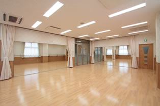 Seiwa-Hall(4F)
