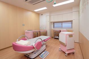 分娩室(2F)
